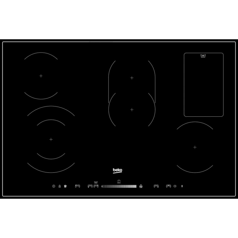 Beko AOV 85500 XS Vitroseramik Ocak