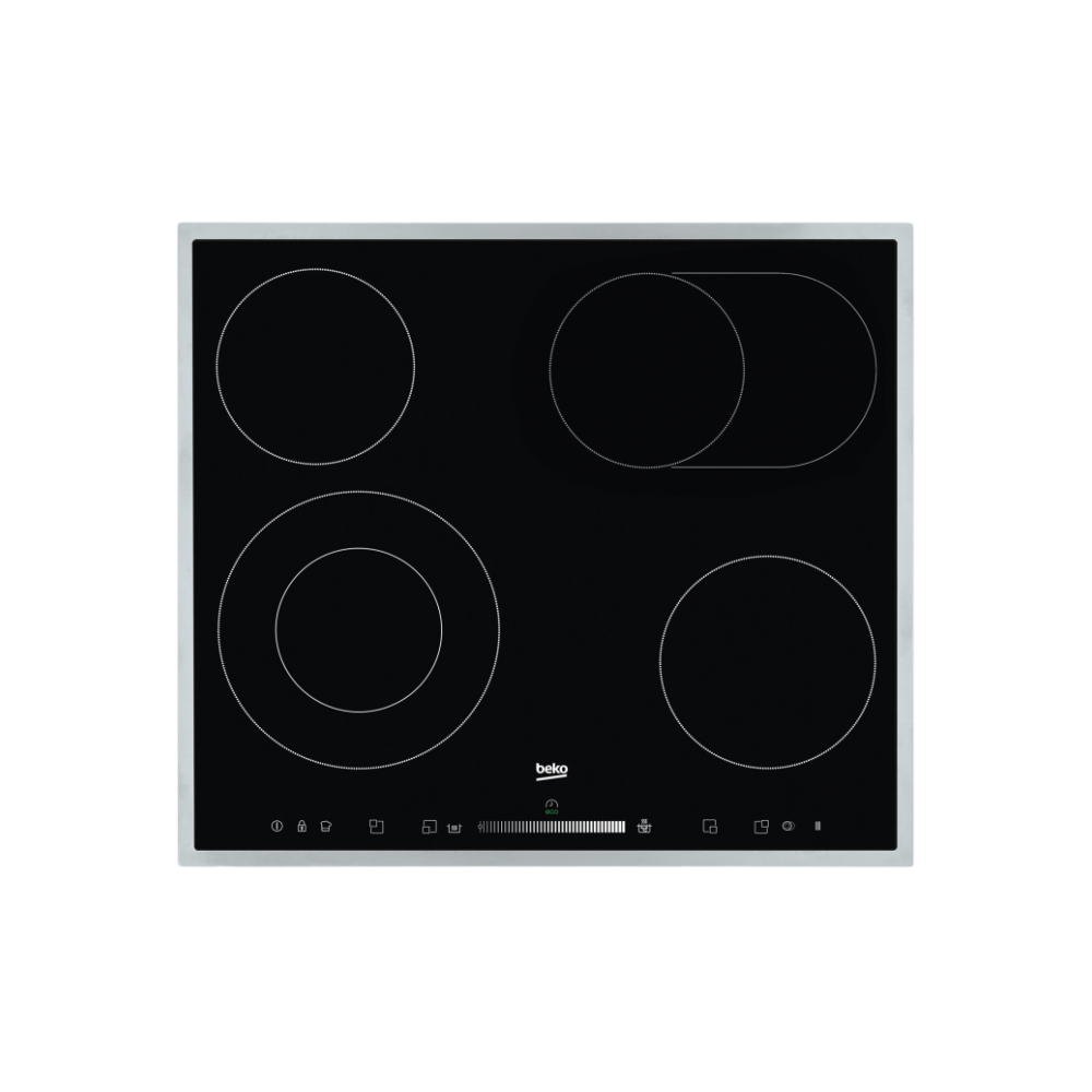 Beko AOV 64500 XS Vitroseramik Ocak