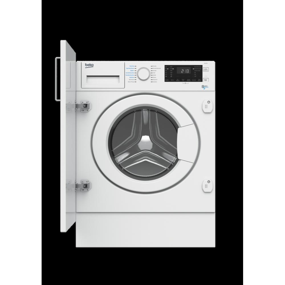 Beko AKC 8514 Ankastre Kurutmalı Çamaşır Makinesi