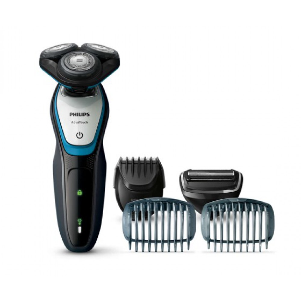 Philips AquaTouch Islak/kuru tıraş için elektrikli tıraş makinesi S5070/59
