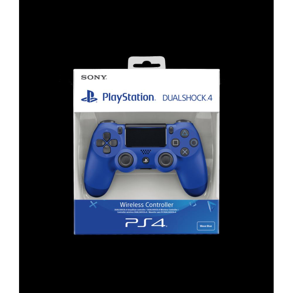 PS4 Dualshock Cont Wave Blue v2 Oyun Konsolu