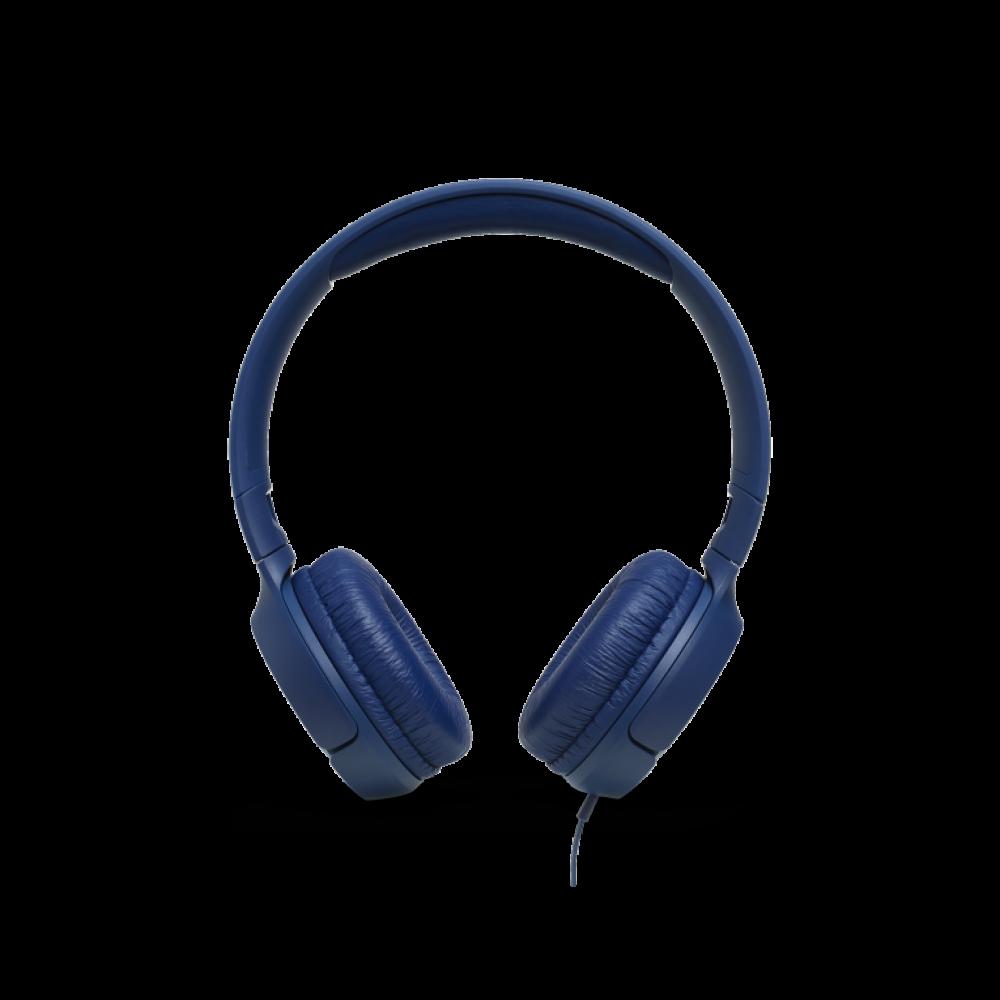 JBL T500 Kulaklık Mavi