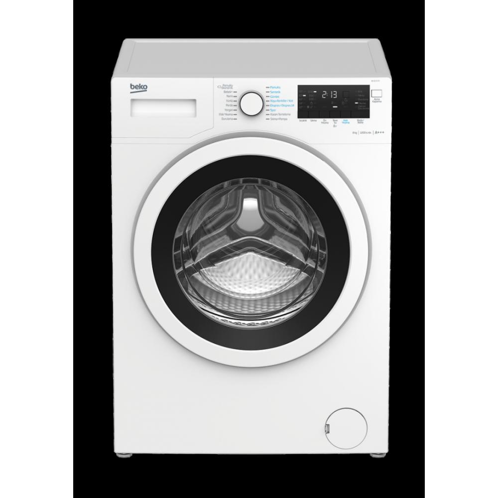 Beko BK 8121 EY Çamaşır Makinesi