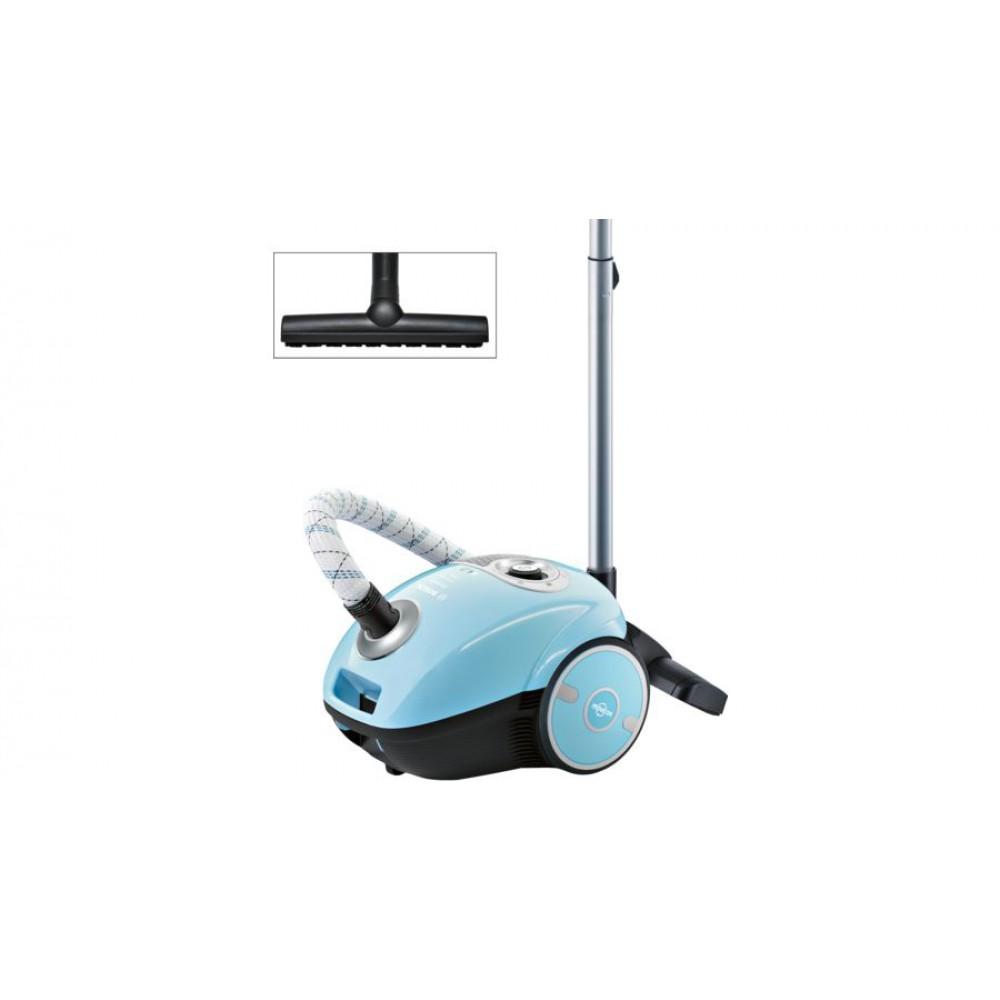Bosch MoveOn Mavi Toz Torbalı Süpürge