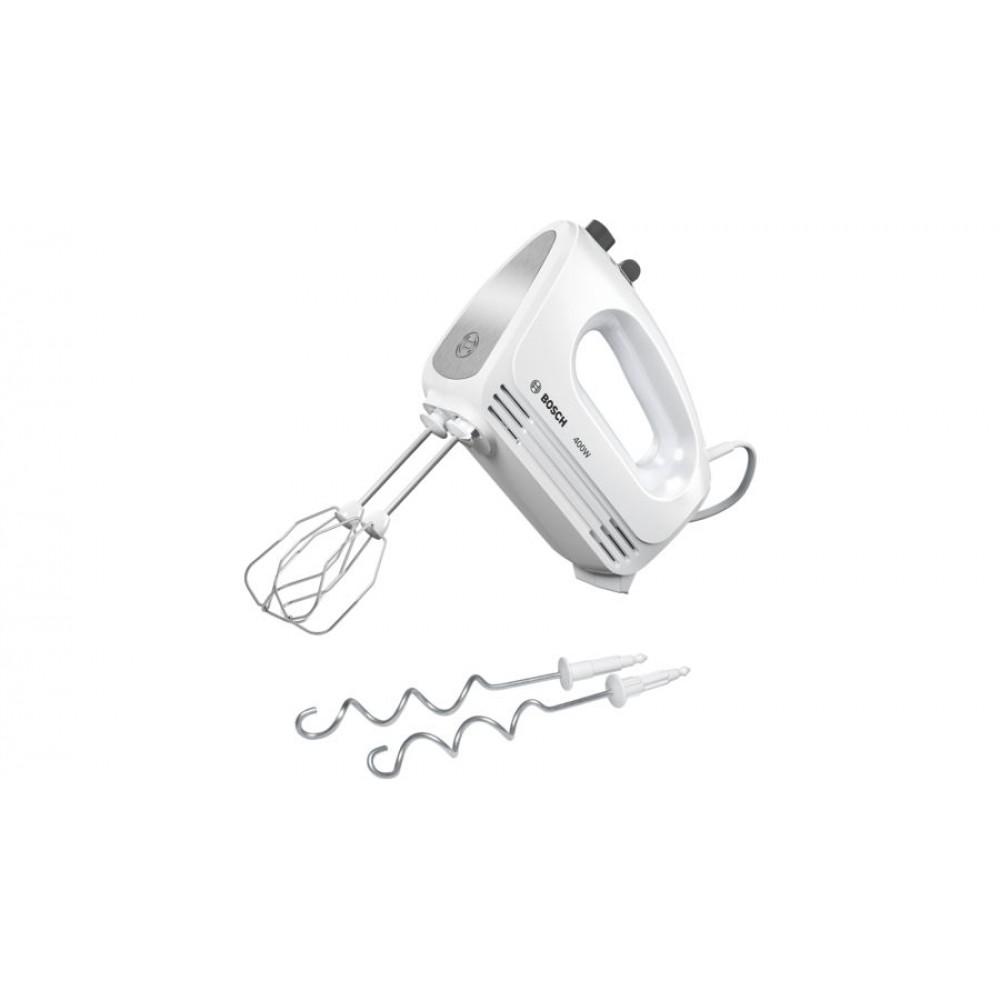 Bosch MFQ24200 CleverMixx 400 W Beyaz Hand Mixer