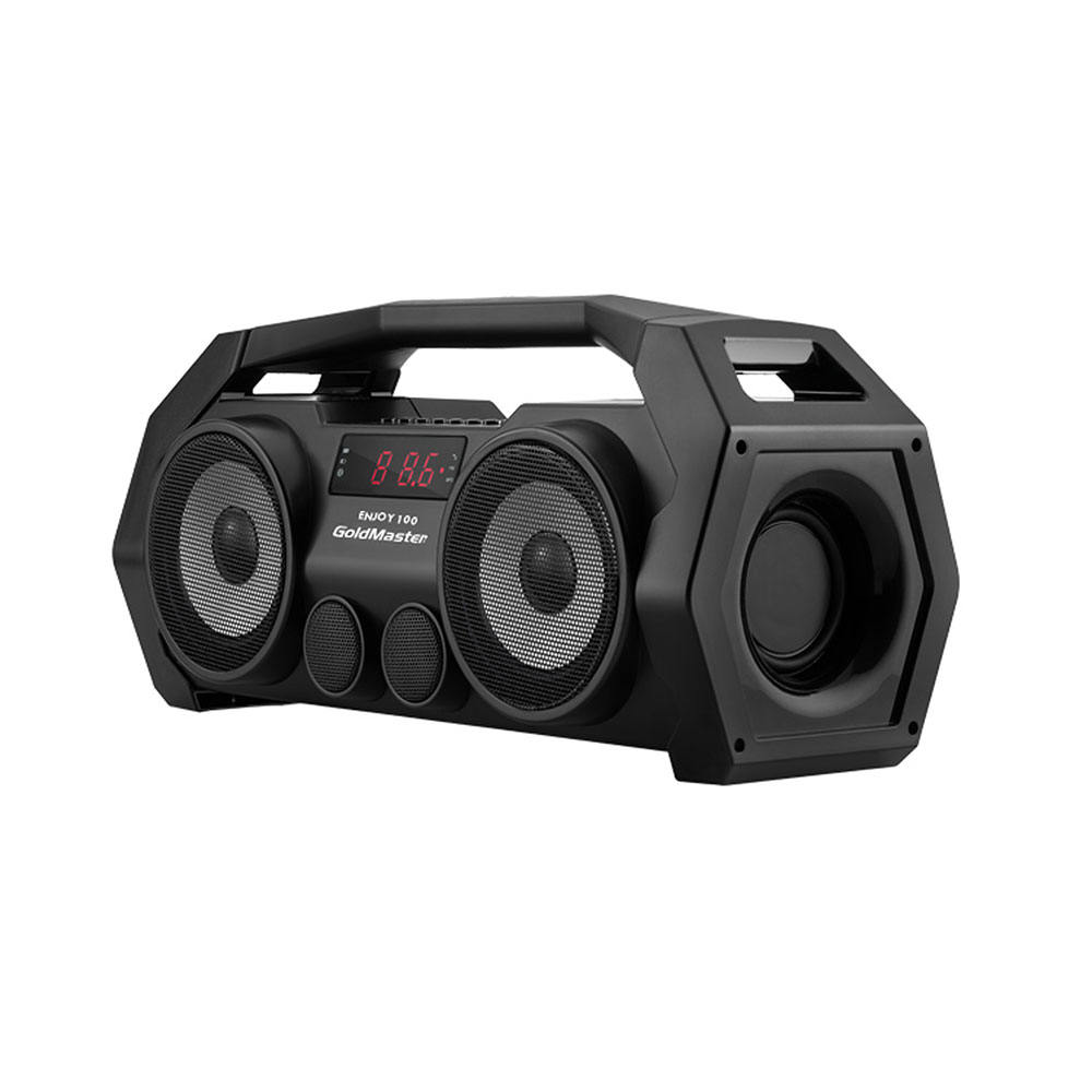 GoldMaster Enjoy-100 BT Speaker Siyah