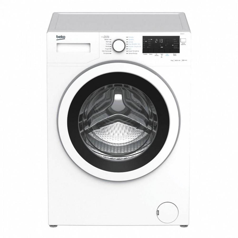 Beko Çamaşır Makinesi 8 Kg BK 8141 E