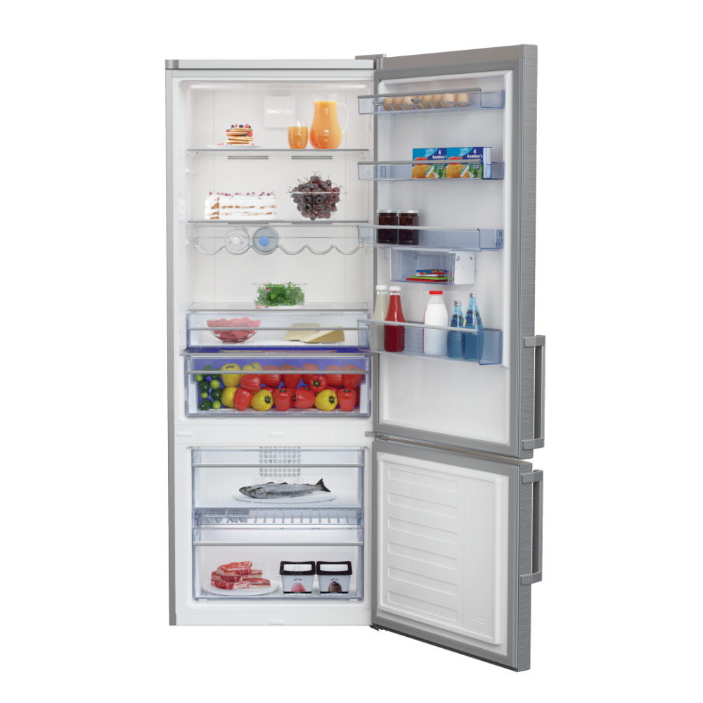 B 9597 NEX Kombi Tipi Buzdolabı