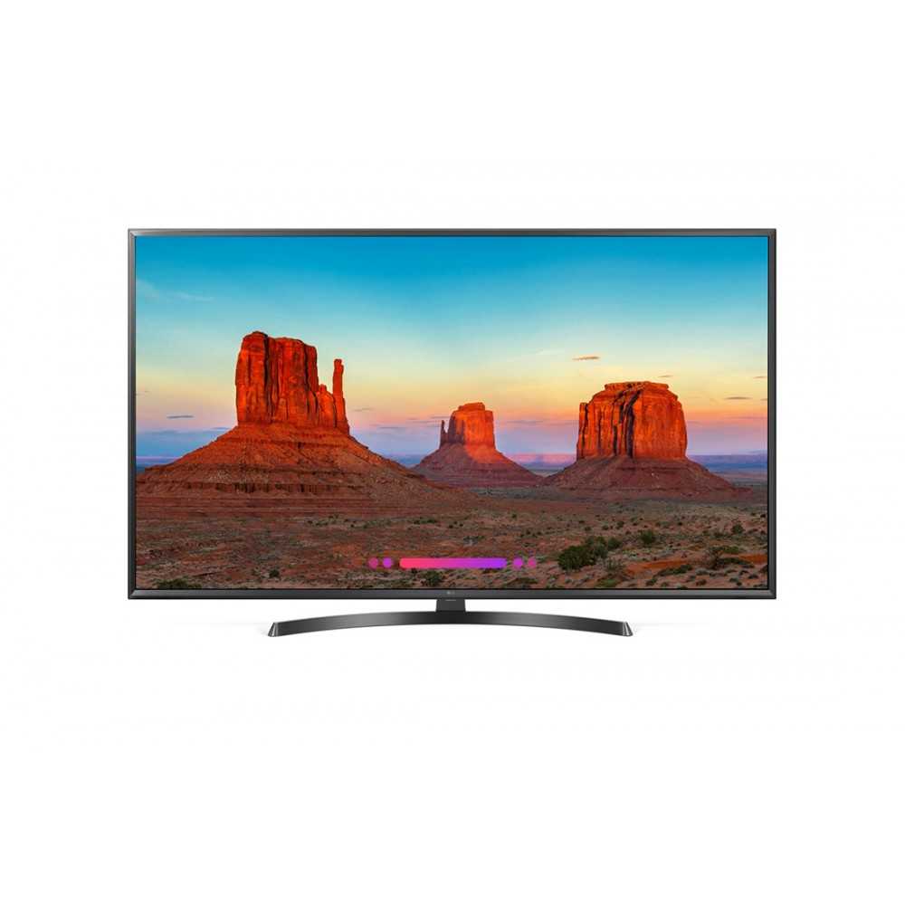 LG 49UK6470PLC 123 Ekran Ultra HD