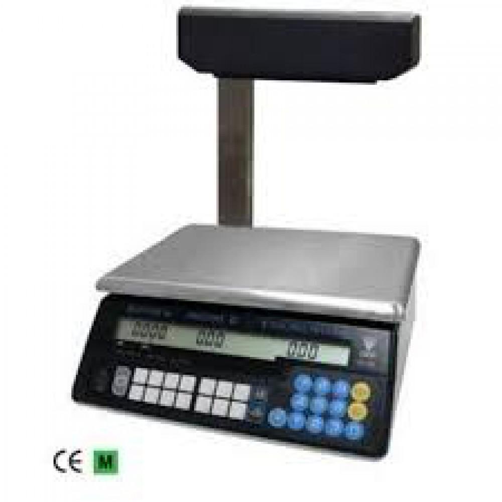 Digi DS-685 PR Boyunlu 15 Kg. Fiyat Hesaplayan Pazarcı Terazi