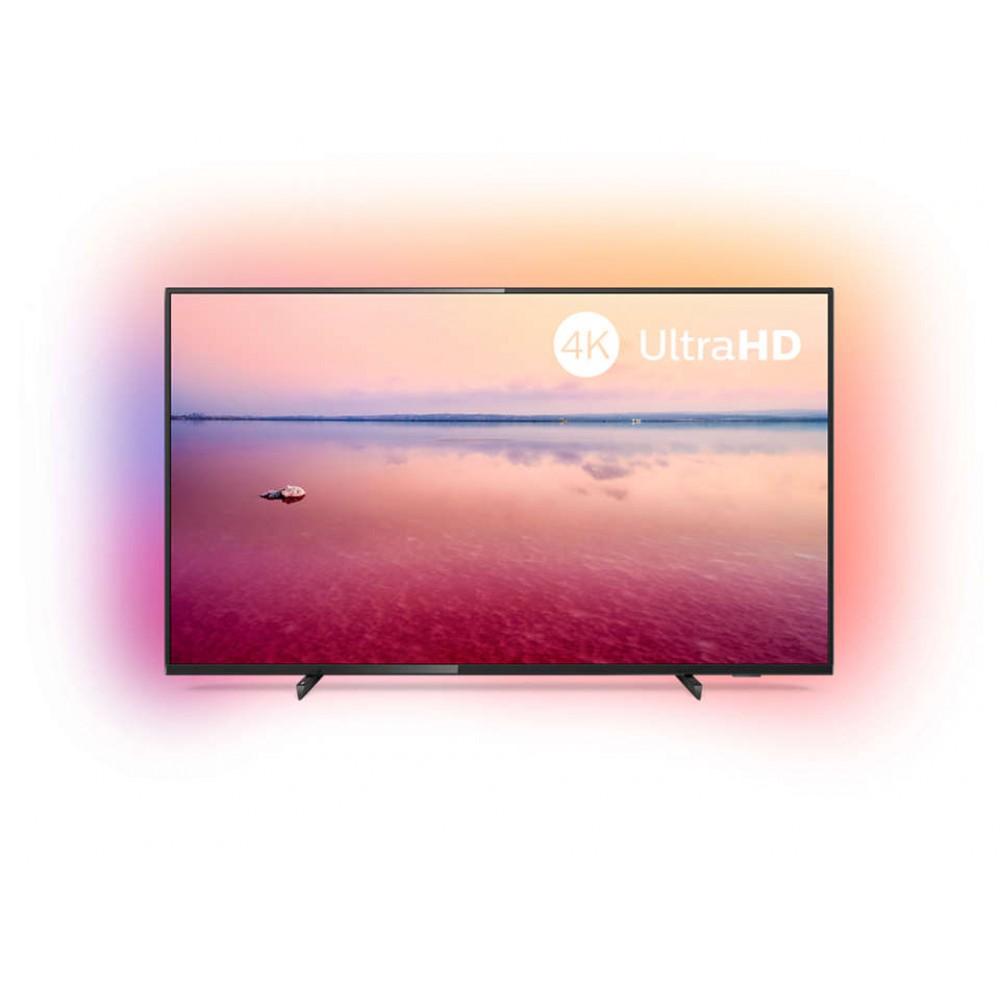 Philips 4K UHD LED Smart TV 55PUS6704/12