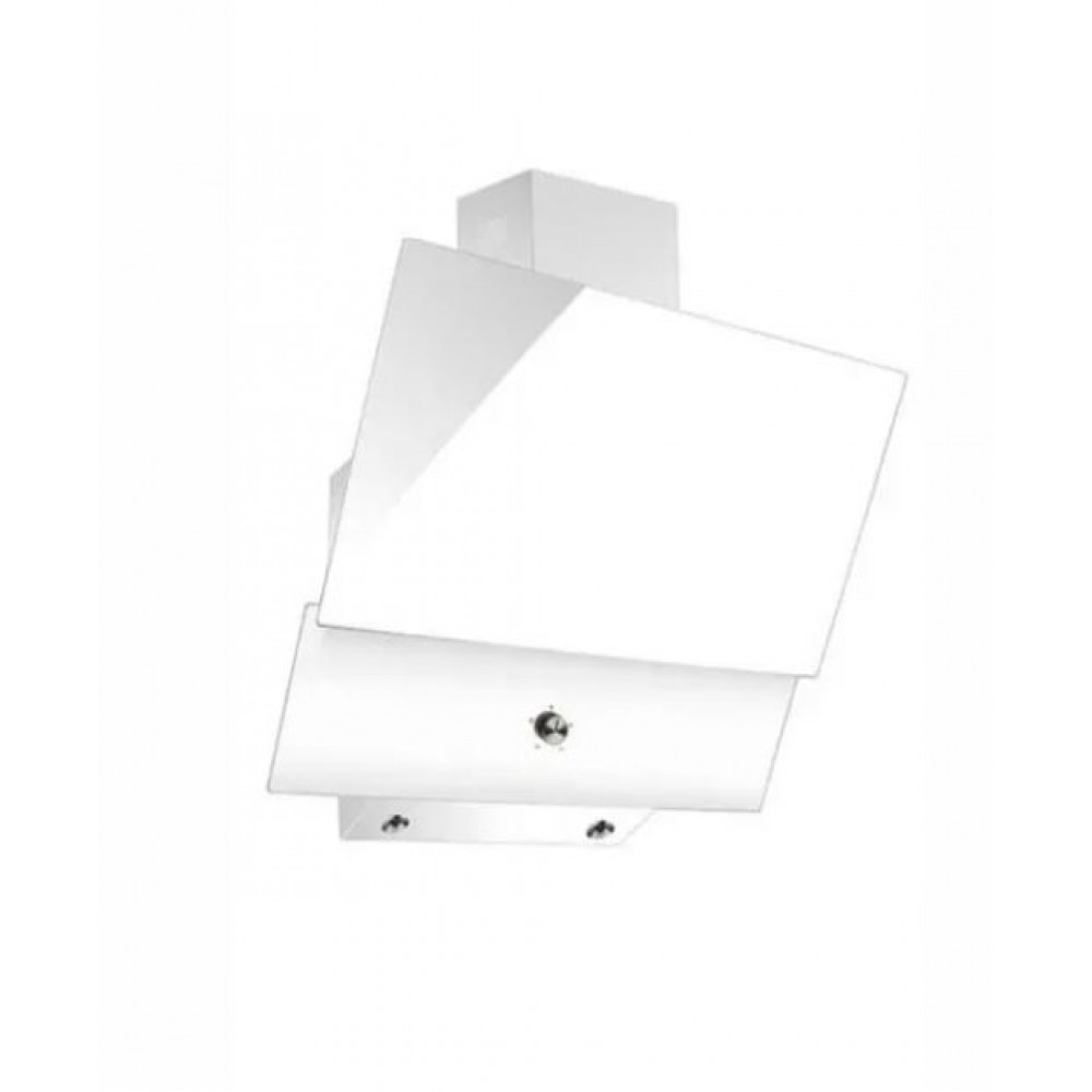 KUMTEL DA6-830 Beyaz Ankastre Cam Davlumbaz