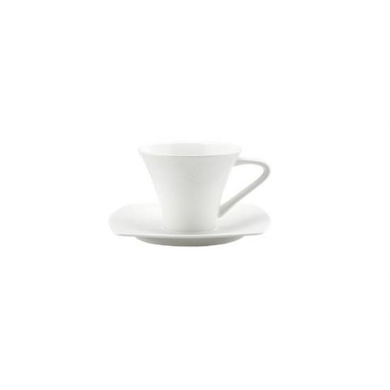 Karaca Fine Pearl Helen 26 Parça İnci Kahvaltı Seti Kare